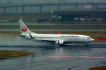 rjnsphotoclub-No.07さんが、羽田空港で撮影したJALエクスプレス 737-846の航空フォト(飛行機 写真・画像)
