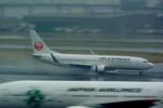 rjnsphotoclub-No.07さんが、羽田空港で撮影したJALエクスプレス 737-846の航空フォト(写真)