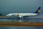 rjnsphotoclub-No.07さんが、羽田空港で撮影したスカイマーク 737-86Nの航空フォト(写真)
