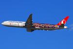RJAA/NRTで撮影されたTurkish Airlinesの航空機写真