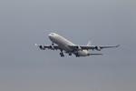 T.Sazenさんが、関西国際空港で撮影したハイフライ航空 A340-313Xの航空フォト(飛行機 写真・画像)