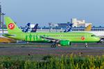 Scotchさんが、成田国際空港で撮影したS7航空 A320-214の航空フォト(飛行機 写真・画像)