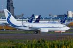Scotchさんが、成田国際空港で撮影したサムスン テックウィン アヴィエーション 737-7EG BBJの航空フォト(写真)