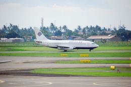 まいけるさんが、スカルノハッタ国際空港で撮影したトリガナ・エア・サービス 737-228/Advの航空フォト(飛行機 写真・画像)