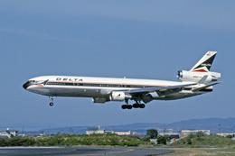 名古屋飛行場 - Nagoya Airport [NKM/RJNA]で撮影されたデルタ航空 - Delta Air Lines [DL/DAL]の航空機写真