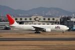 なごやんさんが、名古屋飛行場で撮影した日本航空 777-246/ERの航空フォト(写真)
