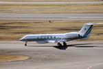mojioさんが、羽田空港で撮影した海上保安庁 G-V Gulfstream Vの航空フォト(飛行機 写真・画像)