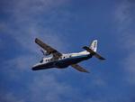 暖房さんが、調布飛行場で撮影した新中央航空 228-212の航空フォト(写真)