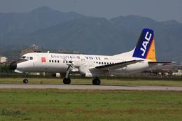 speedbirdさんが、松山空港で撮影した日本エアコミューター YS-11A-500の航空フォト(飛行機 写真・画像)
