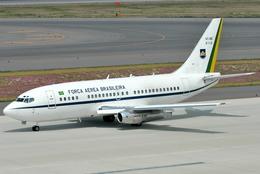 jun☆さんが、中部国際空港で撮影したブラジル空軍 VC-96 (737-2N3/Adv)の航空フォト(飛行機 写真・画像)