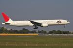 hiko_chunenさんが、成田国際空港で撮影した日本航空 777-346/ERの航空フォト(写真)