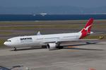 Scotchさんが、中部国際空港で撮影したカンタス航空 A330-303の航空フォト(写真)