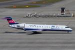 Scotchさんが、中部国際空港で撮影したアイベックスエアラインズ CL-600-2C10 Regional Jet CRJ-702の航空フォト(飛行機 写真・画像)