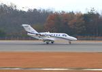ふじいあきらさんが、広島空港で撮影したコーナン商事 525A Citation CJ1の航空フォト(飛行機 写真・画像)