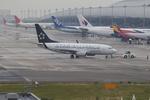 T.Sazenさんが、関西国際空港で撮影したコンチネンタル航空 737-724の航空フォト(写真)