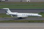Scotchさんが、羽田空港で撮影したPrivate G-V-SP Gulfstream G550の航空フォト(写真)