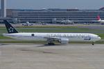 Scotchさんが、羽田空港で撮影した全日空 777-381/ERの航空フォト(写真)