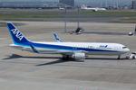 Scotchさんが、羽田空港で撮影したエアージャパン 767-381/ERの航空フォト(飛行機 写真・画像)