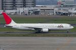 Scotchさんが、羽田空港で撮影した日本航空 767-346/ERの航空フォト(写真)