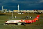 rjnsphotoclub-No.07さんが、羽田空港で撮影した中国東方航空 A330-343Xの航空フォト(飛行機 写真・画像)