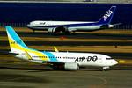 rjnsphotoclub-No.07さんが、羽田空港で撮影したAIR DO 737-781の航空フォト(飛行機 写真・画像)