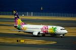 rjnsphotoclub-No.07さんが、羽田空港で撮影したスカイネットアジア航空 737-43Qの航空フォト(飛行機 写真・画像)