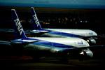 rjnsphotoclub-No.07さんが、羽田空港で撮影した全日空 777-281の航空フォト(写真)