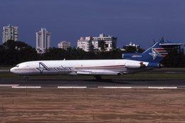 biscayneさんが、ルイス・ムニョス・マリン国際空港で撮影したアメリジェット・インターナショナル 727-227/Adv(F)の航空フォト(飛行機 写真・画像)