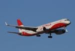 アンタルヤ空港 - Antalya Airport [AYT/LTAI]で撮影されたレッドウィングス - Red Wings [WZ/RWZ]の航空機写真