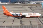 WING_ACEさんが、関西国際空港で撮影したチェジュ航空 737-86Nの航空フォト(飛行機 写真・画像)