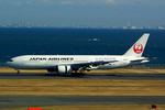 rjnsphotoclub-No.07さんが、羽田空港で撮影した日本航空 777-289の航空フォト(飛行機 写真・画像)