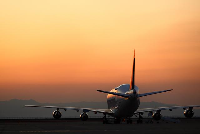 TK0528さんが、中部国際空港で撮影したボーイング 747-4J6(LCF) Dreamlifterの航空フォト(飛行機 写真・画像)