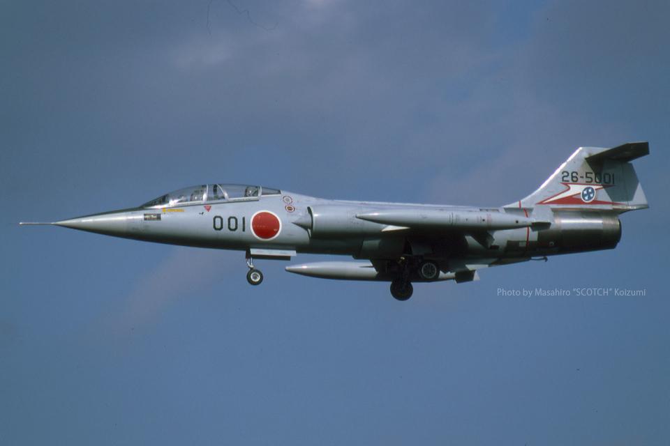 Scotchさんの航空自衛隊 Lockheed F-104 Starfighter (26-5001) 航空フォト
