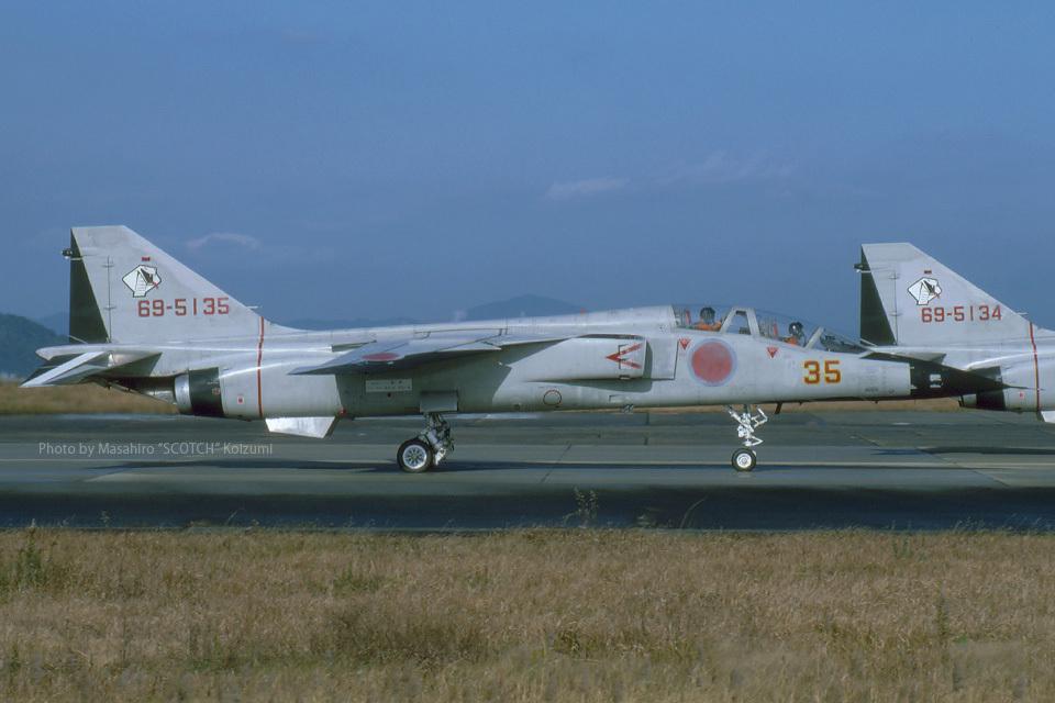 Scotchさんの航空自衛隊 Mitsubishi T-2 (69-5135) 航空フォト