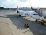 jkicさんが、カリアリ・エルマス空港で撮影したボロテア 717-2BLの航空フォト(写真)