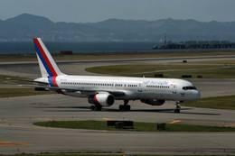 jk3yhgさんが、関西国際空港で撮影したロイヤル・ネパール航空 757-2F8Cの航空フォト(飛行機 写真・画像)