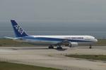 しんさんが、関西国際空港で撮影したANA & JPエクスプレス 767-381Fの航空フォト(飛行機 写真・画像)