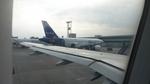 yujitoさんが、ホセ・ホアキン・デ・オルメード国際空港で撮影したアエロガル A319-112の航空フォト(写真)