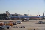 matsuさんが、ロサンゼルス国際空港で撮影したアメリカン航空 757-223の航空フォト(写真)