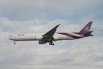 matsuさんが、ロサンゼルス国際空港で撮影したタイ国際航空 777-3AL/ERの航空フォト(写真)