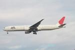 matsuさんが、ロサンゼルス国際空港で撮影した日本航空 777-346/ERの航空フォト(写真)