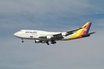 matsuさんが、ロサンゼルス国際空港で撮影したエア・パシフィック 747-412の航空フォト(写真)