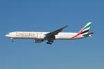 matsuさんが、ロサンゼルス国際空港で撮影したエミレーツ航空 777-36N/ERの航空フォト(写真)