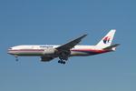 matsuさんが、ロサンゼルス国際空港で撮影したマレーシア航空 777-2H6/ERの航空フォト(写真)