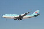 matsuさんが、ロサンゼルス国際空港で撮影した大韓航空 747-4B5の航空フォト(飛行機 写真・画像)