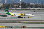 matsuさんが、ロサンゼルス国際空港で撮影したホライゾン航空 DHC-8-401Q Dash 8の航空フォト(写真)