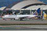 matsuさんが、ロサンゼルス国際空港で撮影したユナイテッド航空 767-224/ERの航空フォト(写真)