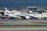 matsuさんが、ロサンゼルス国際空港で撮影したエル・アル航空 777-258/ERの航空フォト(飛行機 写真・画像)