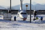 新千歳空港 - New Chitose Airport [CTS/RJCC]で撮影されたANAウイングス - ANA Wings [EH/AKX]の航空機写真