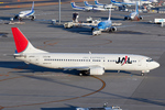 Scotchさんが、中部国際空港で撮影したJALエクスプレス 737-446の航空フォト(写真)